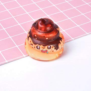 (Chocolate Poo Squishy 8CM Yummy Expression Jumbo Gift Collection With Packaging - Dolls & Stuffed Toys Squishy Toys -)