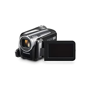 Panasonic SDR-H60 60 GB Hard Drive Camcorder with 50x Optical Image Stabilized Zoom (Discontinued by Manufacturer)