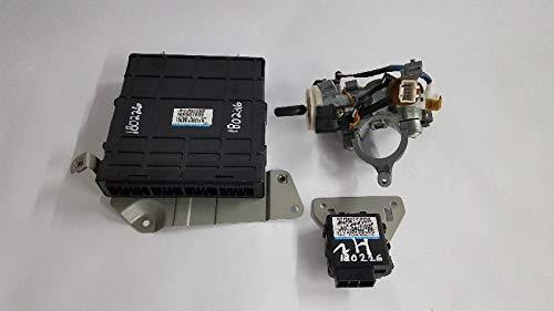 Engine Computer Module 3.5 Montero Large Limited Key Theft ECM Module 2001 OEM ()