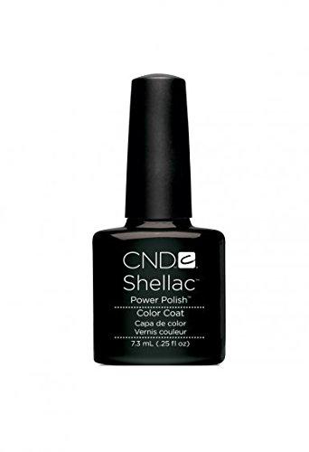 Esmalte negro CND Shellac