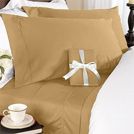 600 Thread Count Olympic Queen Siberian Goose Down Alternative Comforter 600FP 50oz With 100 Natural Combed Cotton Plain Solid Damask Cover Brown Bronze