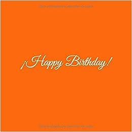 Happy Birthday: Libro De Visitas Happy Birthday para Fiesta ...