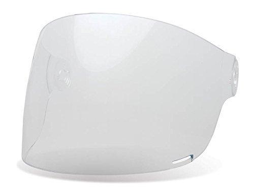 Bullitt Models (Bell Bullitt Flat Face Shield (CLEAR) Color: Clear - Brown Tab, Model: , Car & Vehicle Accessories / Parts)