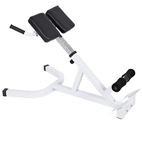 (Best Choice Products Adjustable Abdominal Workout Roman Chair Bench for Training, Exercise)