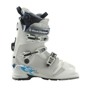 Trance Telemark Boot - Women's Pearl 24 by Black (Tour Womens Ski Boots)