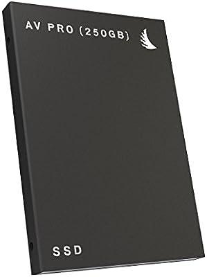 Angelbird AVpro mkII-Disco Flash SSD Interno, 250 GB, SATA III ...
