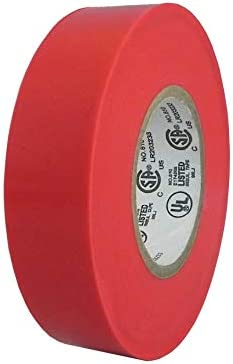 """2x 2/"""" Orange Insulated Adhesive PVC Pin Striping Vinyl Electrical Tape 36 yd"""
