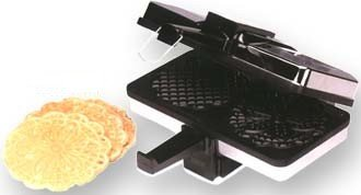 Villaware Prego Pizzelle Maker Non Stick