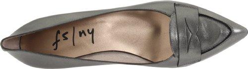 Bomba Elegante Para Mujer French Fs / Ny Gunmetal Metallic