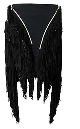 JAY AHR Straight Skirt For Women