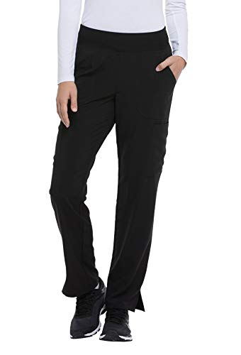 Dickies EDS Essentials Women's Knit Waistband Scrub Pant Medium ()