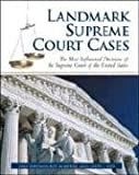 Landmark Supreme Court Cases, Gary Hartman and Roy M. Mersky, 0816069239