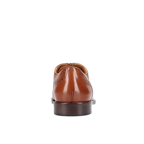 Scarpe Marrone Uomo Oxford Saymore A Stringate U C6001 cognac Geox qXwx0tnSFY