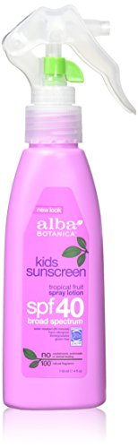 Alba Botanica Very Emollient Sunscreen - 7