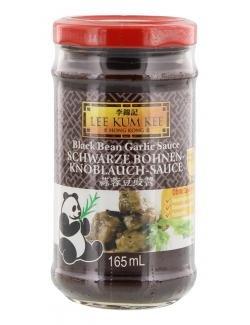 Lee Kum Kee Schwarze Bohnen-Knoblauch-Sauce