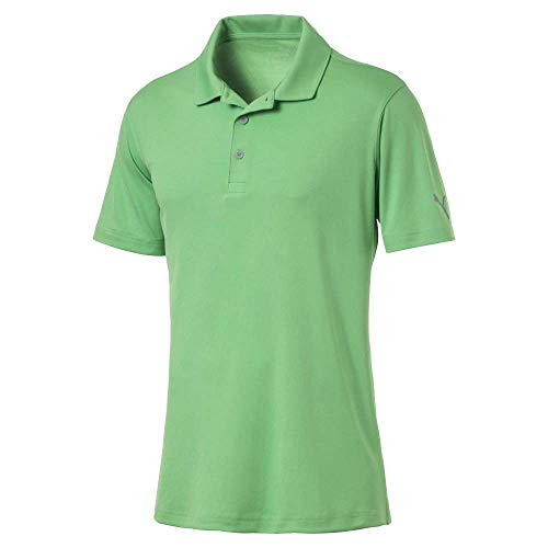 Puma Golf Men's 2019 Rotation Polo, Irish Green, Large