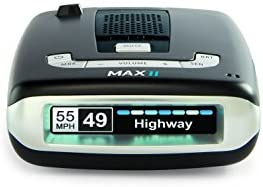 Escort PASSPORT Max2 Radar & Laser Detector