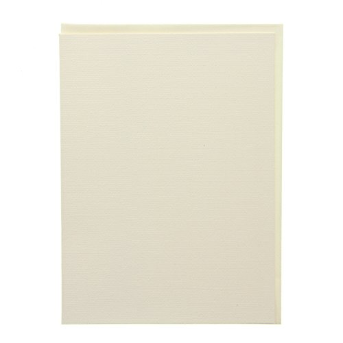 (American Crafts A6 Card and Envelope Set - Scrapbooking Essential Stationery Pack - 4.75