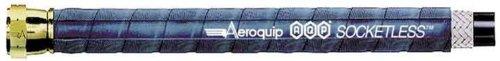 Aeroquip FCV0810 AQP Blue Socketless Hose, -08 Hose Dash Size, 10