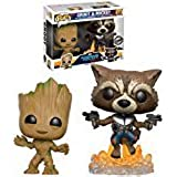 Funko 15096 Guardians Of The Galaxy Figurina Pack Young Groot & Rocket Raccoon