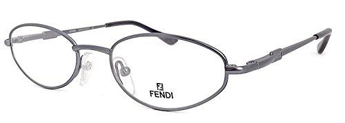 timeless design 51add 98d9f ( フェンディ ) FENDI メガネ VL7202 ( R60 ) メンズ ... - Amazon