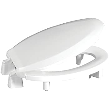 Centoco 3l460sts 001 Plastic Round Toilet Seat With Open