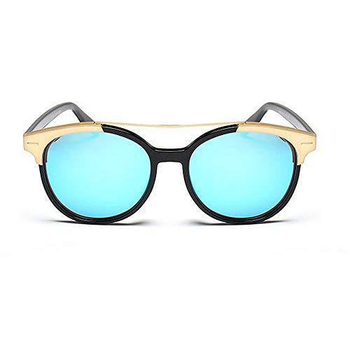 Chat Protection pour Été Colorée de Plage Yeux Voyager Conduite Hommes Plein Soleil Air Femmes UV Lentille Lunettes en Bleu Élégant zqd1Xd