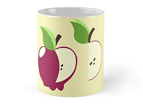 Army Mug My little Pony - Flim Flam Brothers Cutie Mark Special Mug - 11oz Mug - Features wraparound prints - Dishwasher safe - Made from Ceramic - Best gift for family friends ()