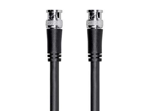 Monoprice Viper Series HD-SDI RG6 BNC Cable, 250ft ()