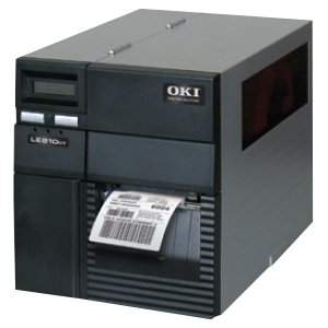 LE810DT Direct Thermal Printer - Monochrome - Label Print by Oki Data
