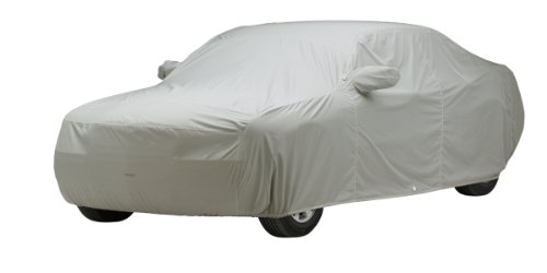 Covercraft Custom Fit Car Cover for Mercedes-Benz 350 (WeatherShield HD Fabric, Gray) ()