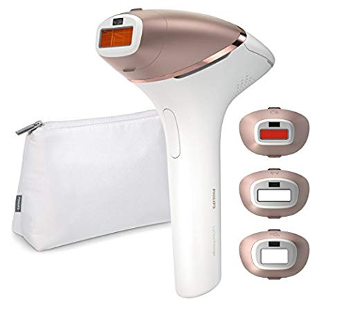 Philips Lumea New BRI956 Prestige IPL Hair Removal for Body, Face and Bikini