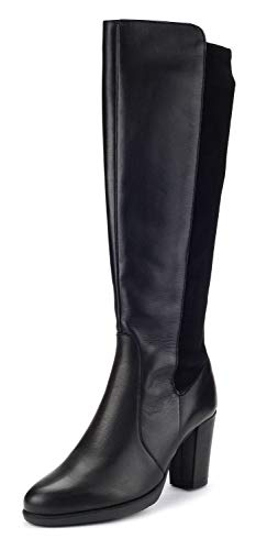Flexx Woman Black The 5 5 Uk Heel Boot Semele qxSSwC1d