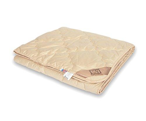 CAMEL DOWN All Season 100%Organic Comforter GOBI (55''x81'')