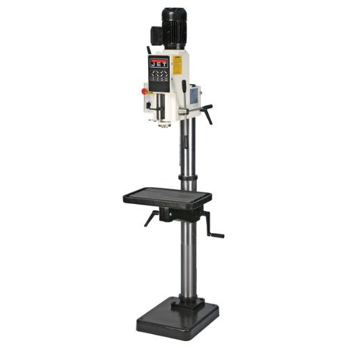 JET J-A2608-2 20-inch Gear Head Drill Press 220V 3PH by Jet