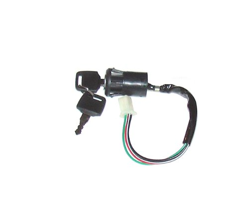 50 Cc Atv (Ketofa Chinese Ignition Key Switch set 4B for 50-110cc mini ATVs and 70-250cc Motorcycles)