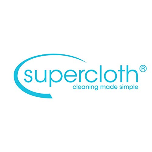 Supercloth - World Famous Household Cleaning Cloth and Dusting Cloth - Full Size, 5 Pack (2pk, 10pk Also Available) by Supercloth (Image #8)