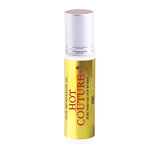 (Perfume Studio Premium Fragrance Oil IMPRESSION with SIMILAR Perfume Accords to:-{GIV_HOT_COUTURE}_{WOMEN}-; 100% Pure No Alcohol Oil (Perfume Oil VERSION/TYPE; Not Original Brand) )
