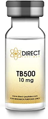 TB500 10 mg – Certified Research Peptide – 99 % Reinheit