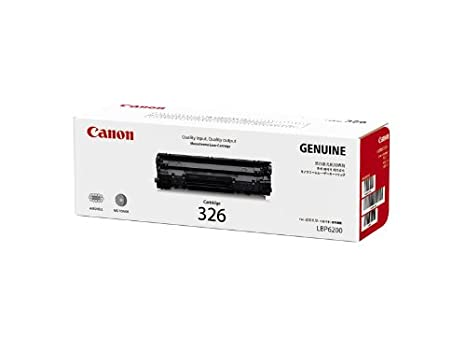 Canon CRG 326 Laser Toner Cartridge: Amazon.in: Computers & Accessories