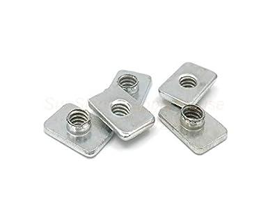 Impresora 3D – Tuerca en T Vslot chapada en zinc, tuercas en T ...