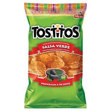 Tostitos Salsa Verde 10 Pack