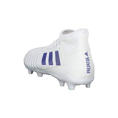 Adidas Fußballschuhe Ftwwht 2 Predator boblue boblue 19 Herren Fg qwqUO4r