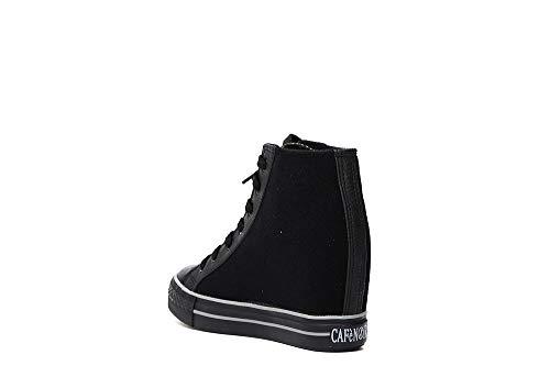 Allacciata sneaker nero Ldg924010f8 Tessuto Strap In 40 Dg924 EUxxOwq5F