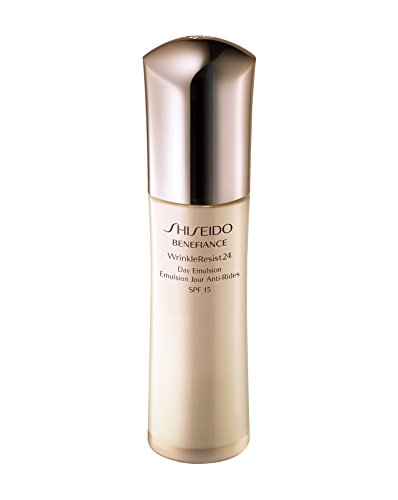 Shiseido SPF 18 Benefiance Wrinkle-Resist 24 Day Emulsion fo
