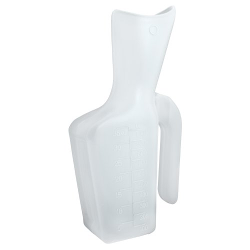 MedPro Portable Female Urinal Capacity