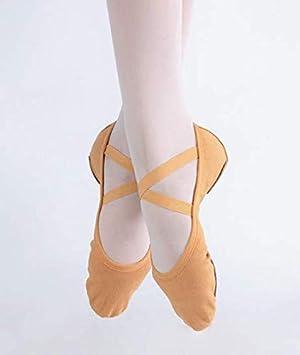 TFEL Zapatos de Baile Clasicos,Zapatos de Gimnasia de Yoga ...