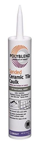 Polyblend Sanded Tile Caulk by Building