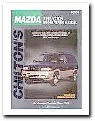Chilton Mazda Trucks (94 - 98) Manual Repair Manual (46604) - Mazda B4000 Truck