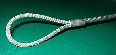 Cable para Tensar la Red de Tenis. De Acero Galvanizado, Trenzado ...